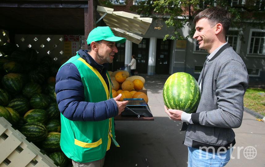 Кенан (слева) признался репортёру Metro, что однажды видел арбуз весом 33 кг. Фото Василий Кузьмичёнок