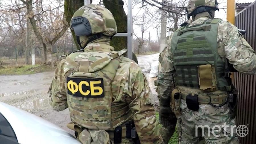 В Ингушетии ликвидировали боевика, планировавшего теракт. Фото РИА Новости