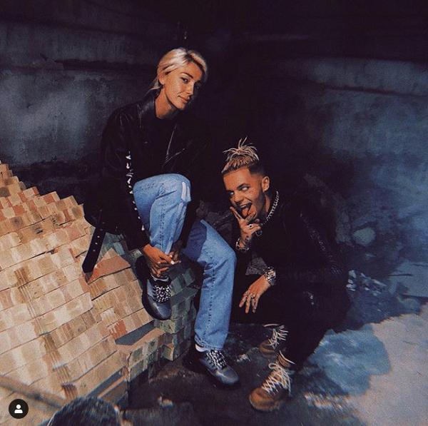 Анастасия Ивлеева и Элджей. Фото скриншот instagram.com/sayonaraboy/?hl=ru