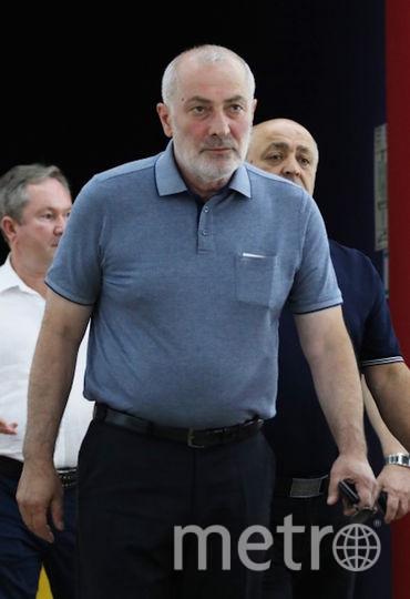 Виталий Калоев. Фото РИА Новости