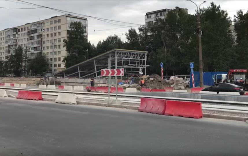 Станции обещают открыть к 1 сентября. Фото Provodnik official /youtube, Скриншот Youtube