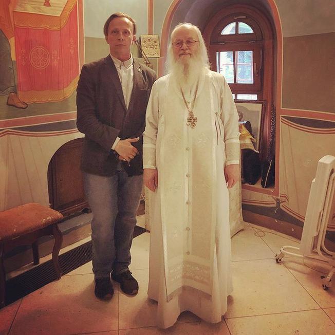 Иван Охлобыстин. Фото Скриншот Instagram: @psykero1477