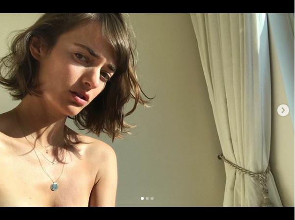 Ольга Зуева. Фото скриншот instagram.com/_olyazueva/