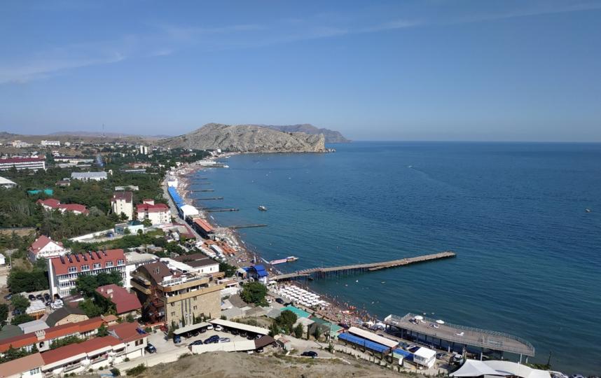 """Крым, фотоархив. Фото Наталья Сидоровская, """"Metro"""""""