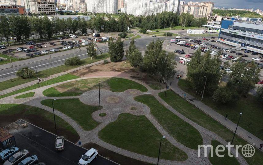 """В городе проведут конкурс на лучший двор. Фото Святослав Акимов, """"Metro"""""""