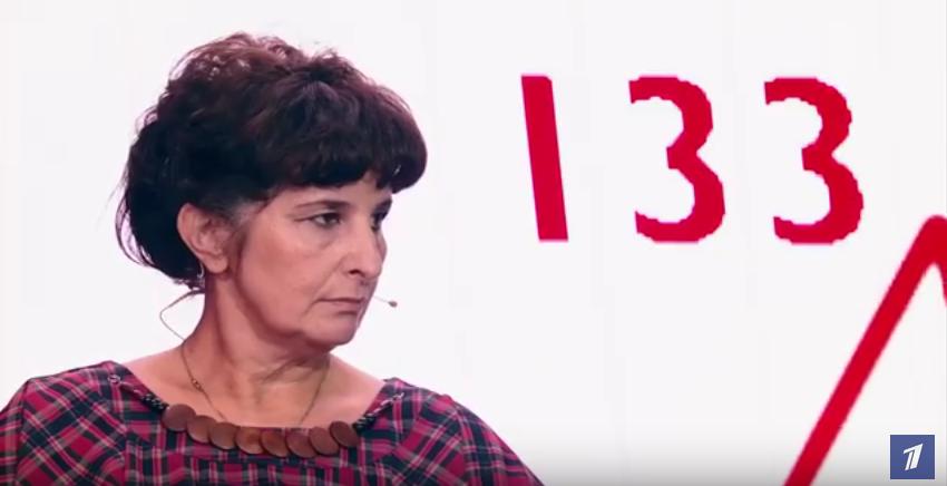 Мать Василия Степанова. Фото Скриншот Youtube