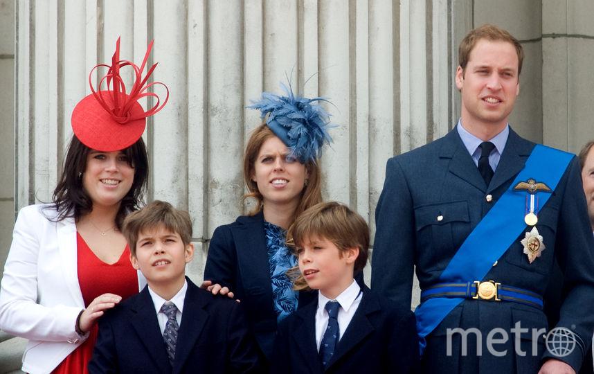 На параде в честь королевы в 2010-м году. Фото Getty