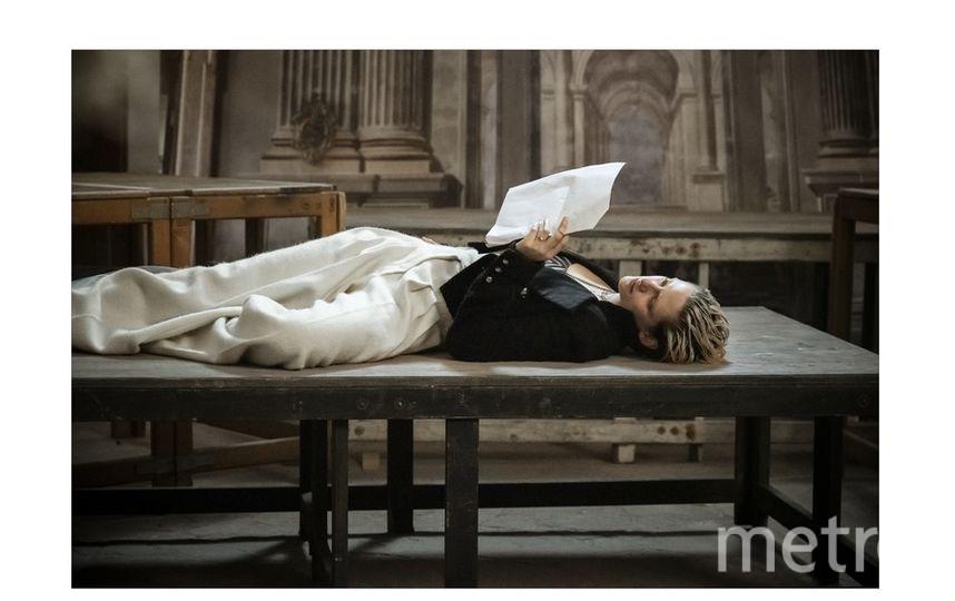 Кристин Стюарт. Бэкстейдж фото. Фото Алессандро Скотти, фотографии со съемок Календаря Pirelli 2020 Паоло Роверси