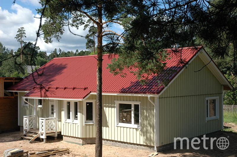 """Дерево - это, пожалуй, лучший выбор для загородного дома. Фото https://ekoplat.ru, """"Metro"""""""