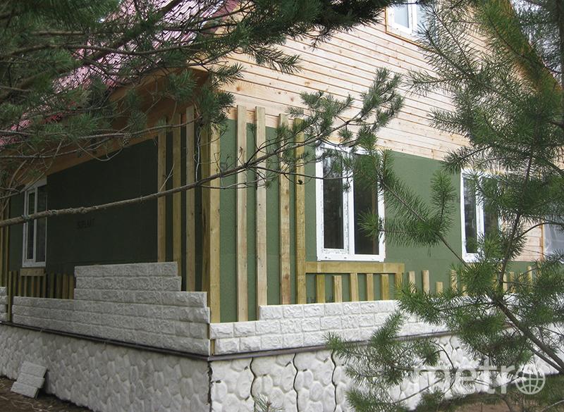 """Ветрозащитные плиты Изоплат закрываются любым вентилируемым фасадом. Фото https://ekoplat.ru, """"Metro"""""""