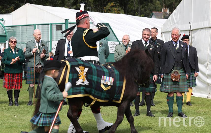 На открытии игр в Шотландии 8 августа. Фото Getty