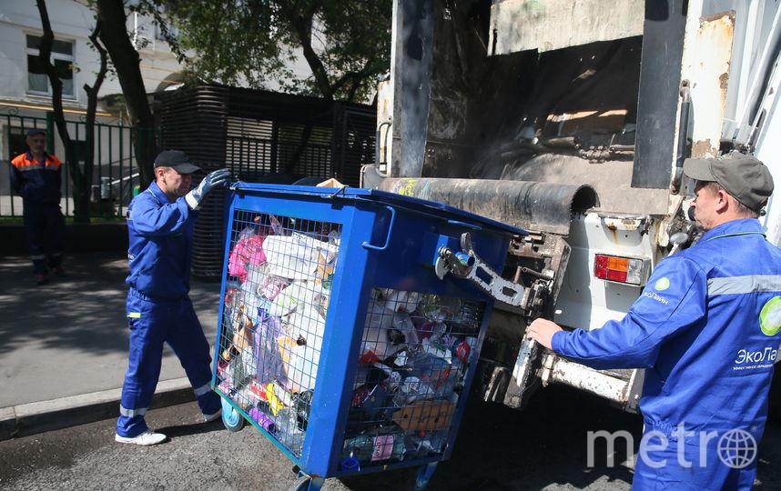 Из смешанных отходов можно извлечь не более 8% вторсырья, а из раздельных – около 32%. Фото Василий Кузьмичёнок
