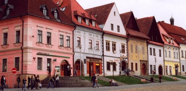 жилье в Словакии.