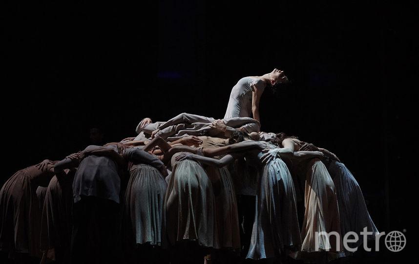 Знаменитую постановку хореографа Акрама Хана впервые покажут в кино. Фото Предоставлено организаторами