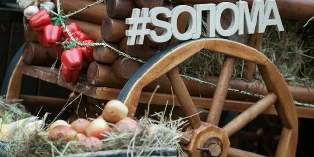 """Литературно-музыкальный фестиваль """"Soloma"""" пройдёт 10 августа."""