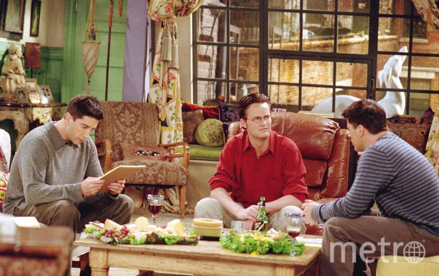 "Кадры из сериала ""Друзья"". Фото Getty"