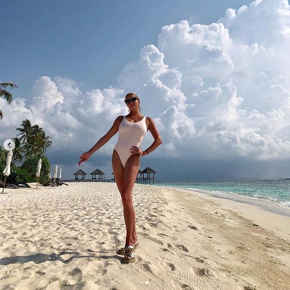 Анастасия Волочкова. Фото скриншот: instagram.com/volochkova_art/