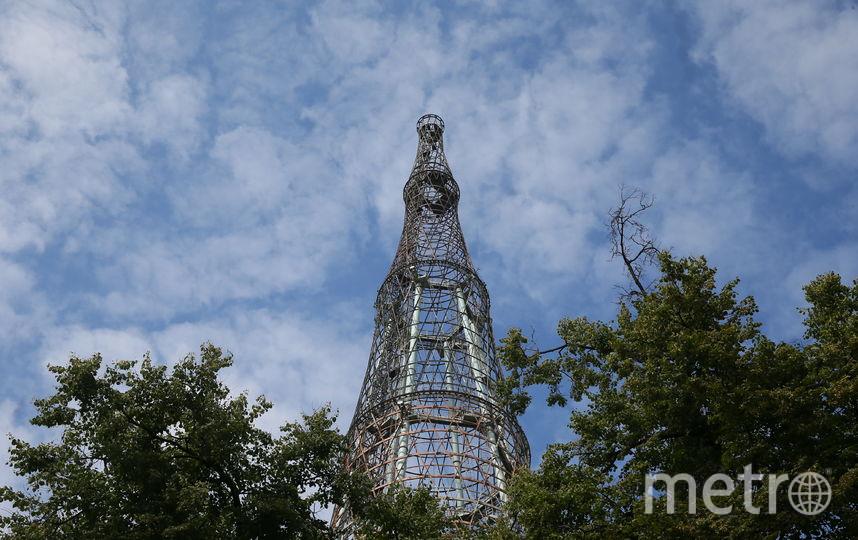 Шуховская башня через три года отметит вековой юбилей. Фото Василий Кузьмичёнок