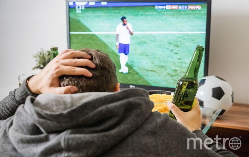 Просмотр футбольных матчей через интерн