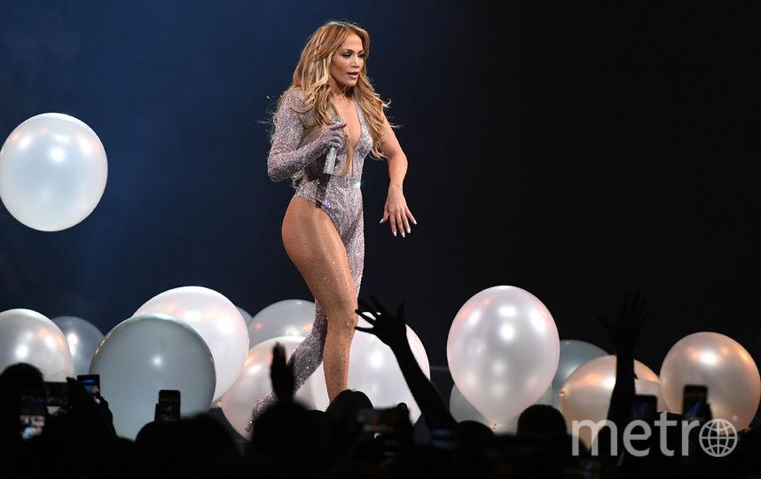 Jennifer Lopez. Фото Getty