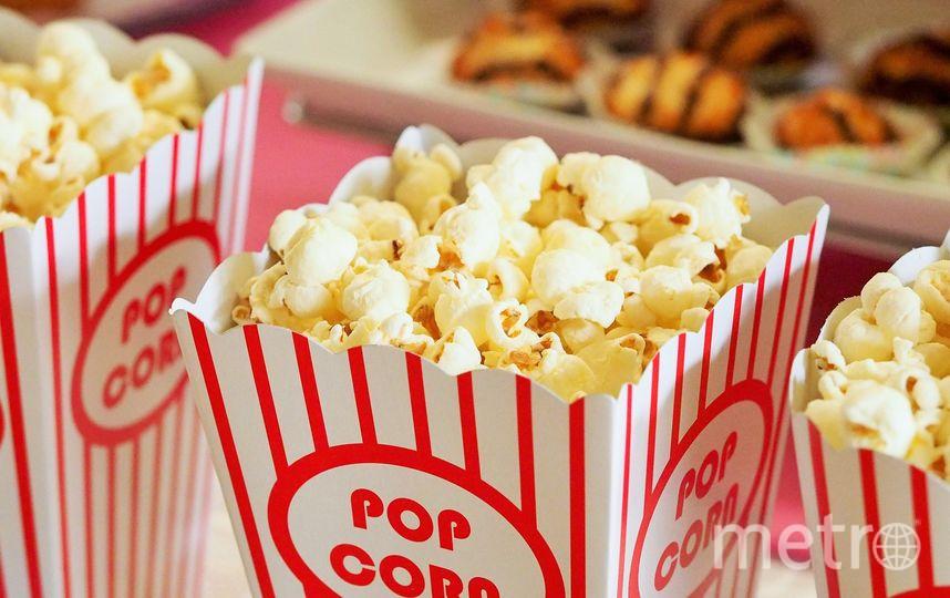 Кинотеатр. Фото Pixabay