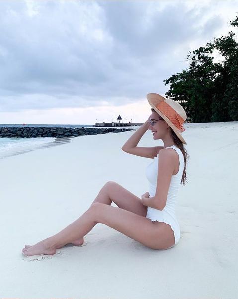 Кристина Асмус. Фото скриншот https://www.instagram.com/asmuskristina/?hl=ru