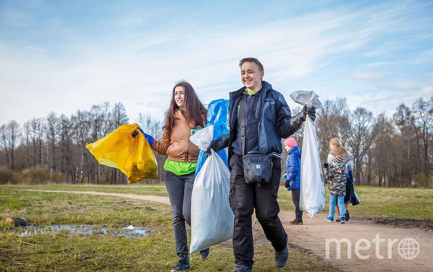 В Петербурге на уборку Канонерского острова выйдут студенты разных стран. Фото Предоставлено организаторами