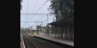 15-летний подросток попал под электричку в Петербурге