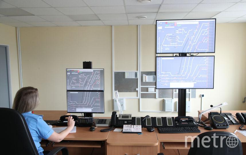 """Депо """"Южное"""". Фото www.gov.spb.ru, """"Metro"""""""
