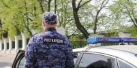 Мужчина открыл огонь по сотрудникам Росгвардии в Тюмени