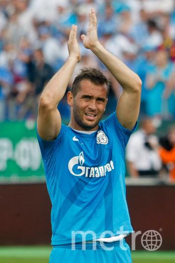 Александр Кержаков. Фото Getty