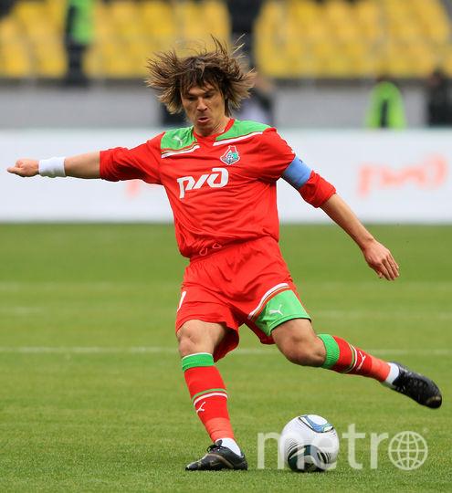 Дмитрий Лоськов. Фото Getty
