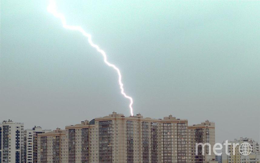 В Петербурге неделя начнётся с дождя и грозы. Фото pixabay.com
