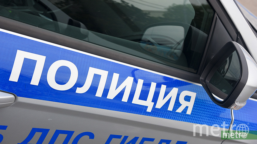 Полиция. Фото Василий Кузьмичёнок