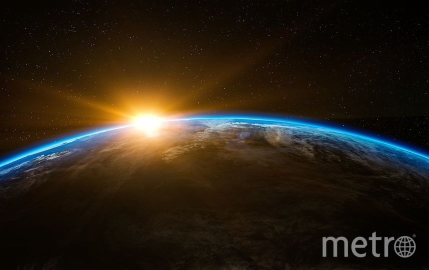 Планета Земля. Фото Pixabay