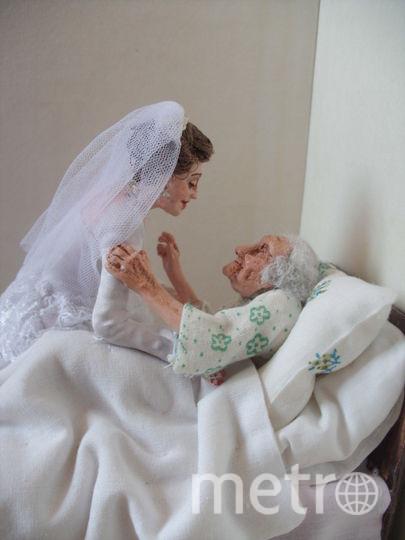 Невеста. Фото предоставлено Ириной Верхградской