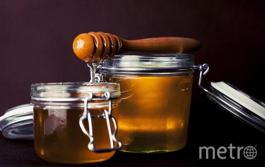 Мёд. Фото Pixabay