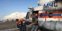 В Бурятии 75-летнего туриста эвакуировали спасатели