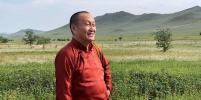 Эмчи ламы выращивают лекарственные травы