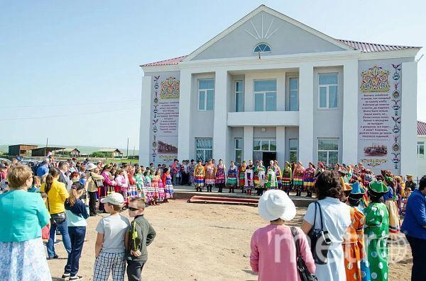 Центр имени Исая Калашникова открылся на родине писателя. Фото пресс-служба Минтуризма РБ, Предоставлено организаторами