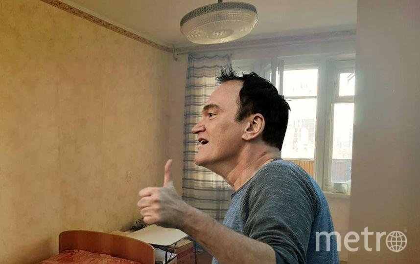 """Пользователи соцсетей по-достоинству оценили труды дизайнера: многие принялись переиначивать названия фильмов Тарантино в комментариях к посту о продаже недвижимости. Фото предоставлено Александром Кайновым, """"Metro"""""""