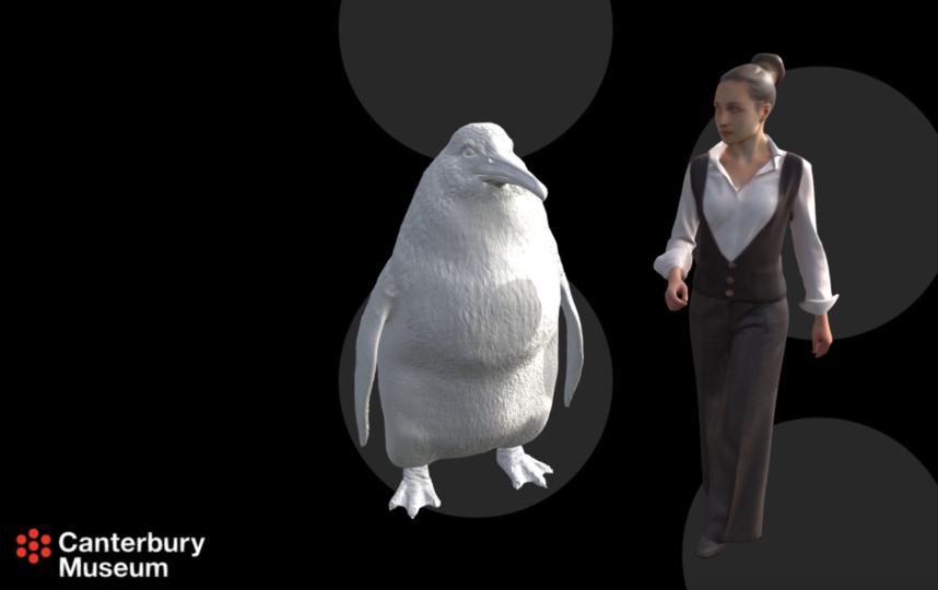 Учёные сконструировали 3D модель. Фото canterbury museum
