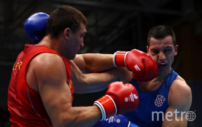 Украинские боксёры приедут на чемпионат мира в Россию. Фото Getty
