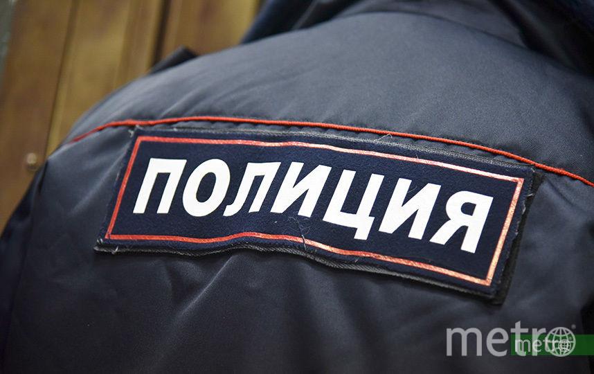 В Москве на полицейского при проверке документов напали с ножом, он в реанимации. Фото Василий Кузьмичёнок