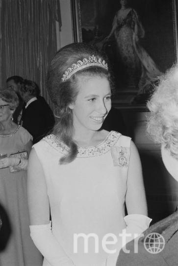 Принцессе Анне - 20 лет. Фото Getty