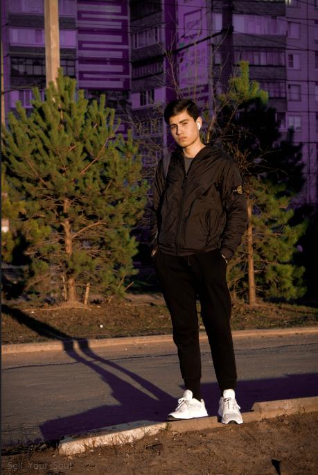 """Эрик Арстамян. Фото предоставлено героем публикации, """"Metro"""""""