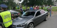 Двух женщин с колясками сбил водитель в Ленобласти