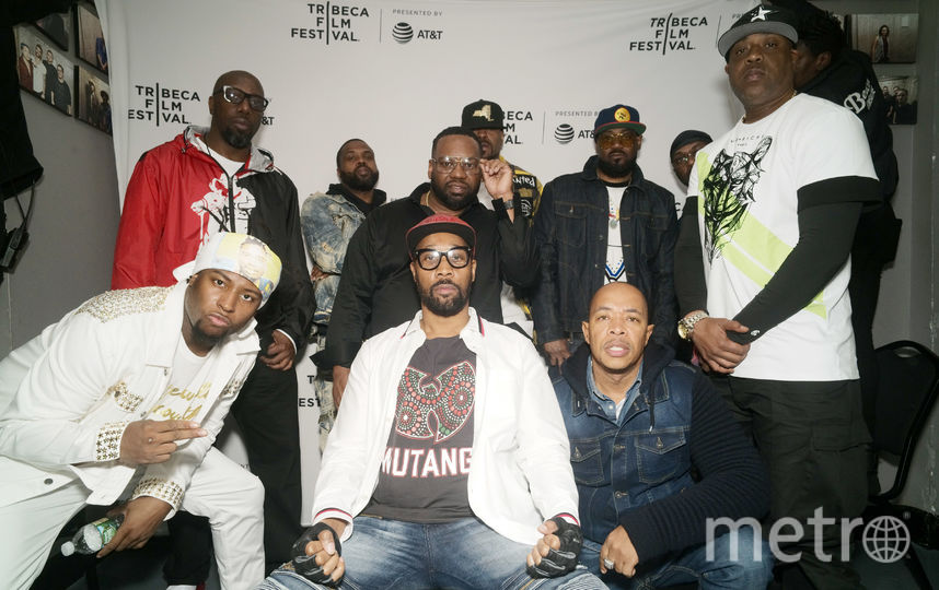 Wu-Tang Clan. Фото Getty