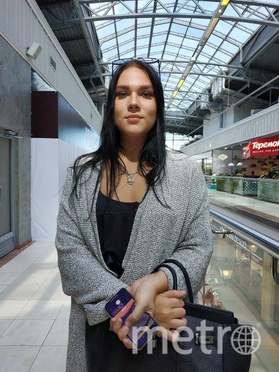 """Дарья, 18 лет, студентка. Фото Наталья Сидоровская, """"Metro"""""""
