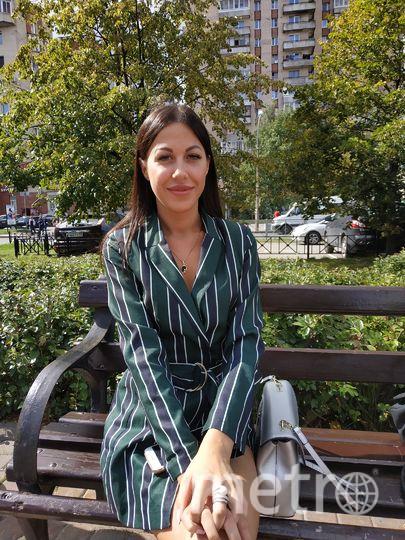 """Екатерина, 26 лет, руководитель салона красоты. Фото Наталья Сидоровская, """"Metro"""""""